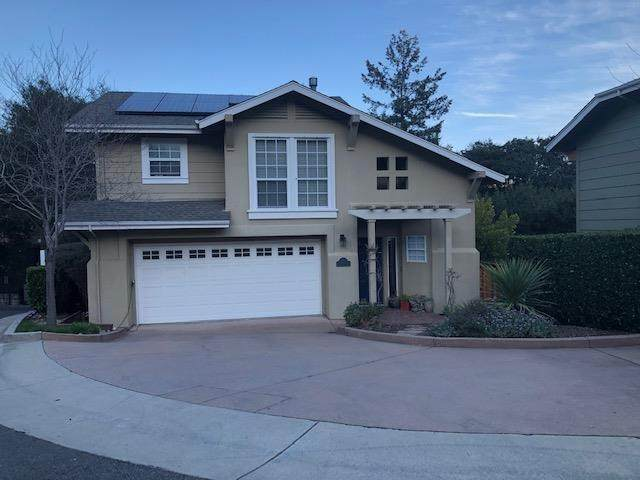 1 Tuscany Court, Scotts Valley, CA 95066 (#ML81784264) :: Sperry Residential Group