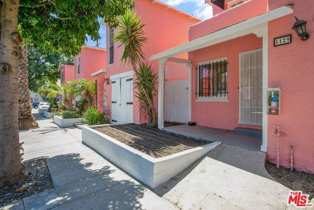 1117 N Gardner Street, West Hollywood, CA 90046 (#20558266) :: RE/MAX Empire Properties