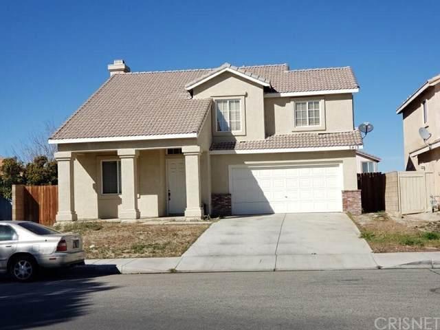 5419 Essex Drive, Palmdale, CA 93552 (#SR20042424) :: Millman Team