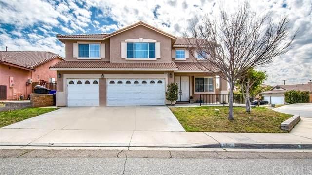 14937 Grays Peak Avenue, Fontana, CA 92336 (#IV20042427) :: Sperry Residential Group