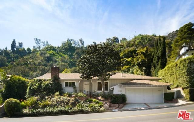 1505 San Ysidro Drive, Beverly Hills, CA 90210 (#20558372) :: Veléz & Associates