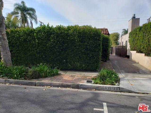 431 Westmount Drive, West Hollywood, CA 90048 (#20558204) :: Team Tami