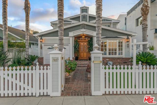 3117 Yale Avenue, Marina Del Rey, CA 90292 (#20558184) :: Case Realty Group