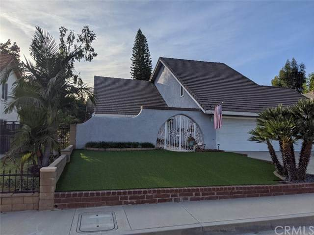 719 Whitewing Lane, Walnut, CA 91789 (#TR20042511) :: Berkshire Hathaway HomeServices California Properties