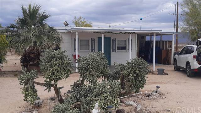 4858 Nevada, 29 Palms, CA 92277 (#JT20042608) :: Legacy 15 Real Estate Brokers