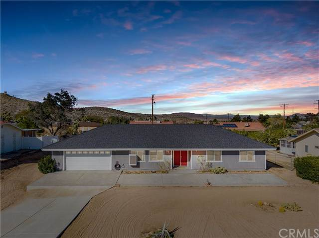 58026 Joshua Lane, Yucca Valley, CA 92284 (#SW20033064) :: Legacy 15 Real Estate Brokers