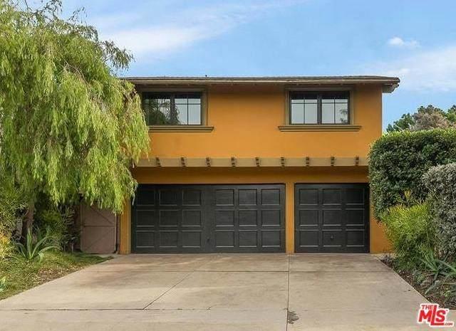 12600 Rosy Circle, Los Angeles (City), CA 90066 (#20558490) :: Veléz & Associates