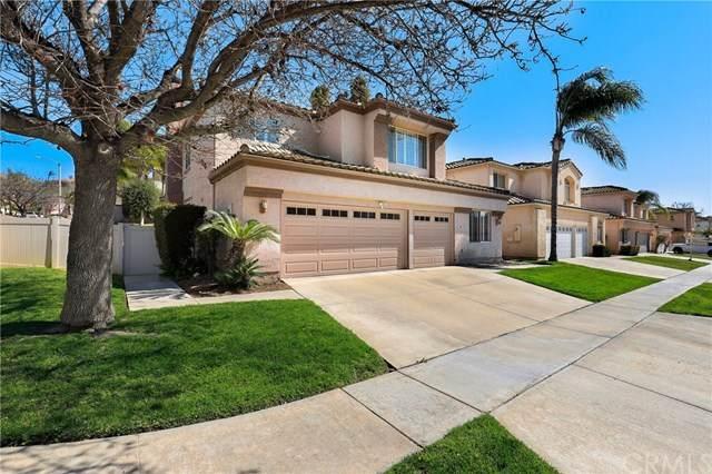1139 Ginger Lane, Corona, CA 92879 (#IV20039827) :: Allison James Estates and Homes