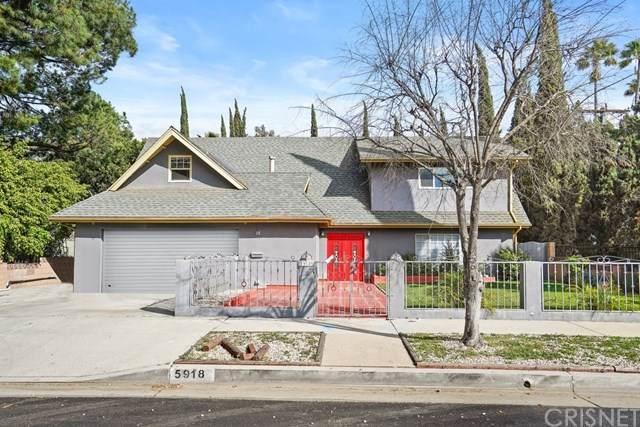 5918 Beeman Avenue, Valley Village, CA 91607 (#SR20042292) :: Allison James Estates and Homes