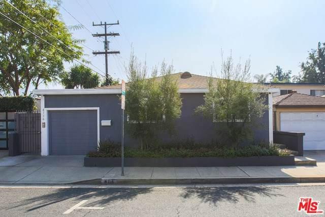 8116 Romaine Street, West Hollywood, CA 90046 (#20558148) :: Team Tami