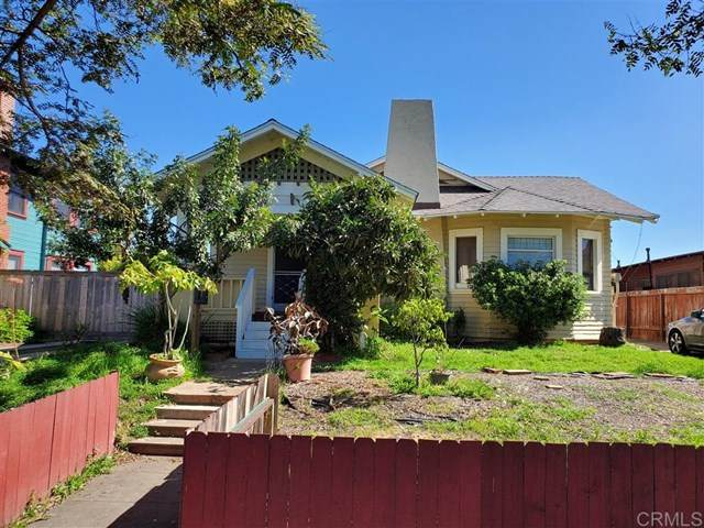 1415 Fern St., San Diego, CA 92102 (#200009767) :: Steele Canyon Realty