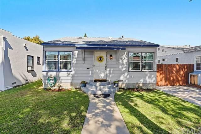 149 E Morningside Street, Long Beach, CA 90805 (#PW20040314) :: Allison James Estates and Homes