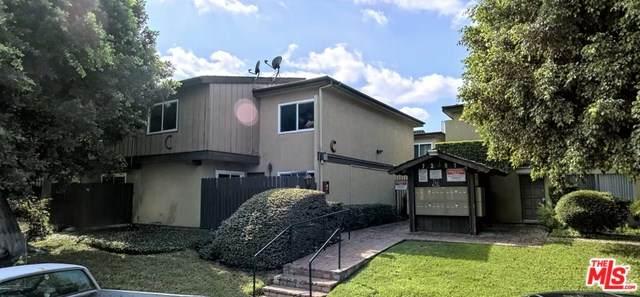 7301 Lennox Avenue B7, Van Nuys, CA 91405 (#20558664) :: Veléz & Associates