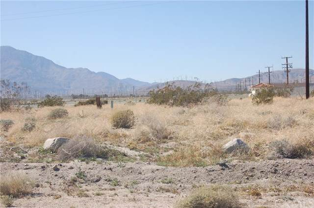 0 Elaine Drive, Desert Hot Springs, CA  (#IV20042033) :: RE/MAX Empire Properties