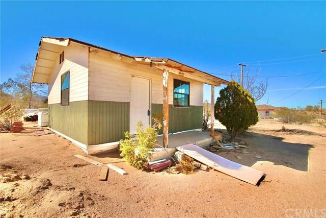 180 Geronimo Trail, Yucca Valley, CA 92284 (#JT20043092) :: Legacy 15 Real Estate Brokers