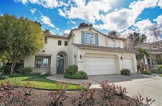 23356 Camford Place, Valencia, CA 91354 (#SR20041430) :: The Parsons Team