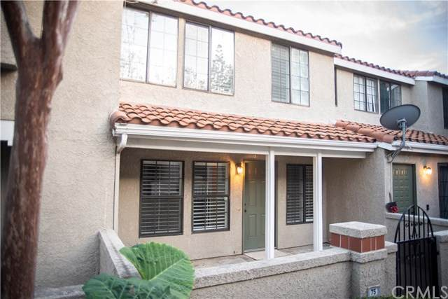 8167 Vineyard Avenue #75, Rancho Cucamonga, CA 91730 (#TR20043145) :: Mainstreet Realtors®