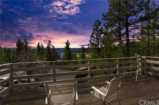 1036 Fawnskin Drive, Fawnskin, CA 92333 (#EV20041236) :: A|G Amaya Group Real Estate