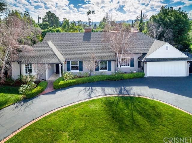 12642 Otsego Street, Valley Village, CA 91607 (#SR20037492) :: Allison James Estates and Homes