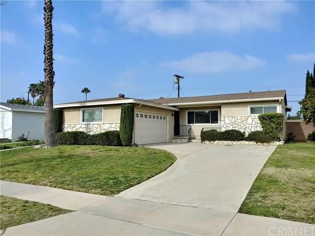 16711 Kinzie Street, Northridge, CA 91343 (#SR20042707) :: Allison James Estates and Homes