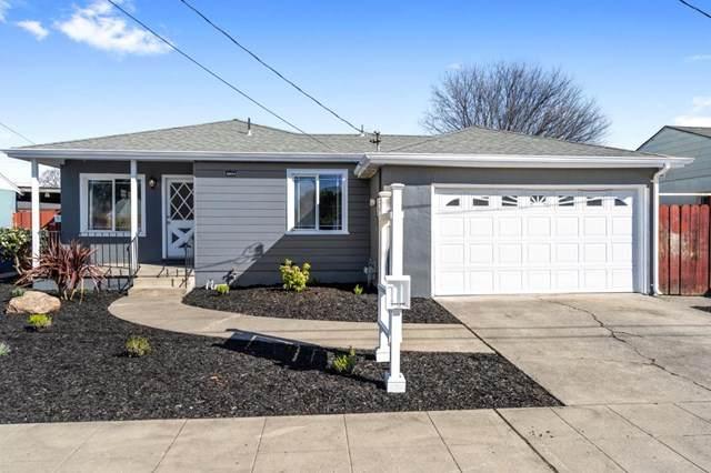 26914 Lakewood Way, Hayward, CA 94544 (#ML81784429) :: RE/MAX Empire Properties