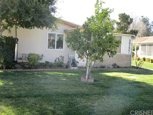 26755 Whispering Leaves Drive B, Newhall, CA 91321 (#SR20043297) :: The Parsons Team