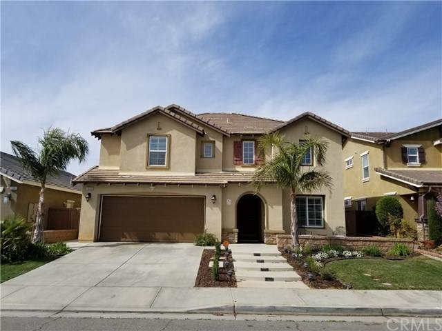 1339 Amaryllis Road, Beaumont, CA 92223 (#EV20043207) :: Mainstreet Realtors®