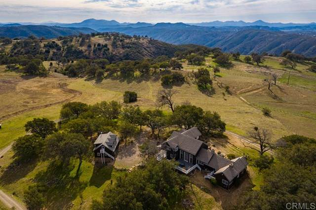 2901 Hoskings Ranch Road, Santa Ysabel, CA 92070 (#200009867) :: Case Realty Group