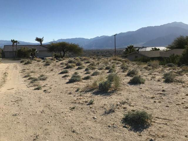 0 Monterey Road, Desert Hot Springs, CA 92240 (#219039711DA) :: RE/MAX Empire Properties