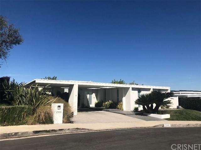 17101 Strawberry Drive, Encino, CA 91436 (#SR20042798) :: A|G Amaya Group Real Estate