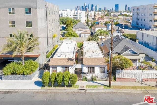 1028 Fedora Street, Los Angeles (City), CA 90006 (#20558584) :: RE/MAX Empire Properties