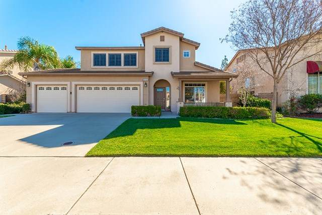 37352 Deep Wood Drive, Murrieta, CA 92562 (#SW20042832) :: Team Tami