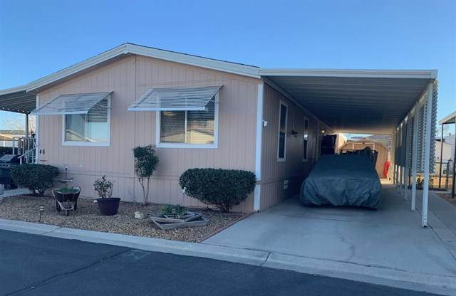 9161 Santa Fe Avenue E #46, Hesperia, CA 92345 (#522589) :: Legacy 15 Real Estate Brokers
