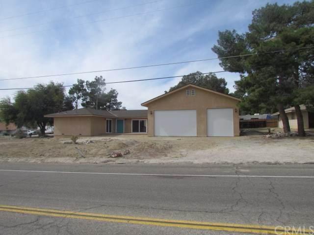 11246 Juniper Avenue, Morongo Valley, CA 92256 (#EV20043466) :: Legacy 15 Real Estate Brokers