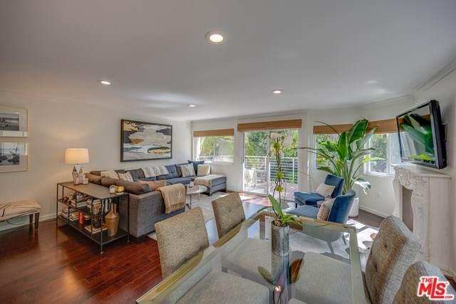 27 Ironsides Street A, Marina Del Rey, CA 90292 (#20558652) :: Veléz & Associates