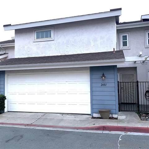 2481 Caminito Venido, San Diego, CA 92107 (#200009902) :: Legacy 15 Real Estate Brokers