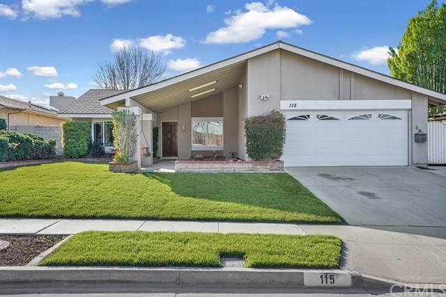115 S La Paz Street, Anaheim Hills, CA 92807 (#OC20041470) :: Berkshire Hathaway HomeServices California Properties