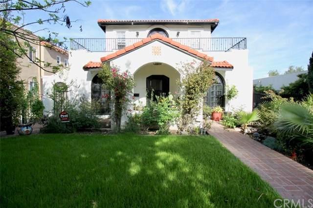 504 N Hill Avenue, Pasadena, CA 91106 (#CV20043635) :: The Brad Korb Real Estate Group