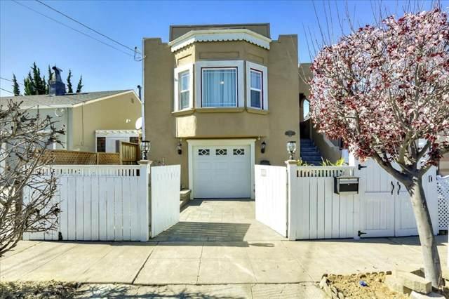 136 Georgia Avenue, San Bruno, CA 94066 (#ML81784515) :: eXp Realty of California Inc.