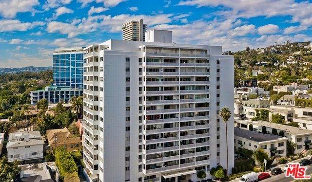 999 N Doheny Drive #310, West Hollywood, CA 90069 (#20558820) :: Team Tami