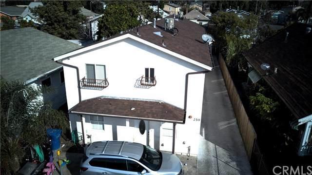 257 E 43rd Place, Los Angeles (City), CA 90011 (#DW20039868) :: Team Tami