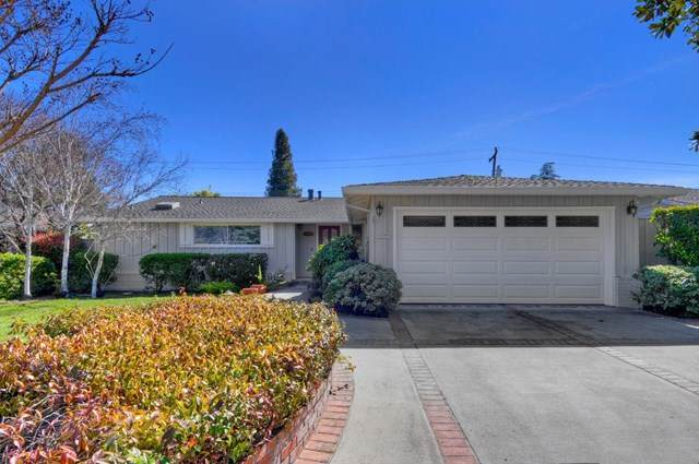 3727 Country Club Drive, Redwood City, CA 94061 (#ML81784539) :: Team Tami