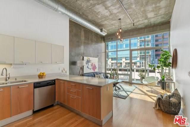 645 W 9TH Street #707, Los Angeles (City), CA 90015 (#20558958) :: Better Living SoCal