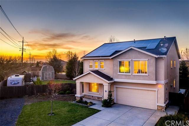 738 Burnt Ranch Way, Chico, CA 95973 (#SN20040194) :: Case Realty Group