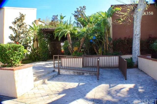 18350 Hatteras Street #110, Tarzana, CA 91356 (#SR20043871) :: Berkshire Hathaway HomeServices California Properties