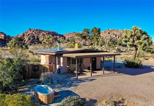64022 Rocking Chair Road, Joshua Tree, CA 92252 (#JT20042821) :: The Laffins Real Estate Team