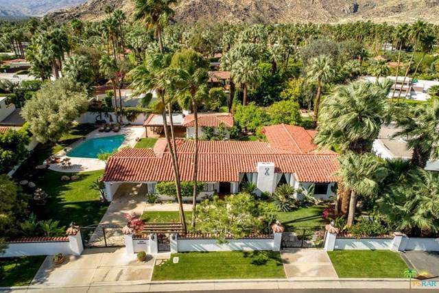 435 Vereda Sur, Palm Springs, CA 92262 (#219039796PS) :: Case Realty Group