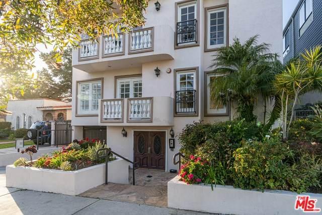 11963 Mayfield Avenue #103, Los Angeles (City), CA 90049 (#20559080) :: Veléz & Associates
