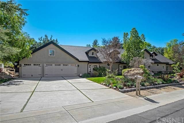 40 Ranchero Road, Bell Canyon, CA 91307 (#SR20040497) :: Cal American Realty