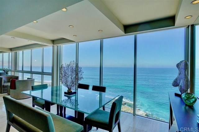 939 Coast Blvd. 10C, La Jolla, CA 92037 (#200010026) :: Case Realty Group